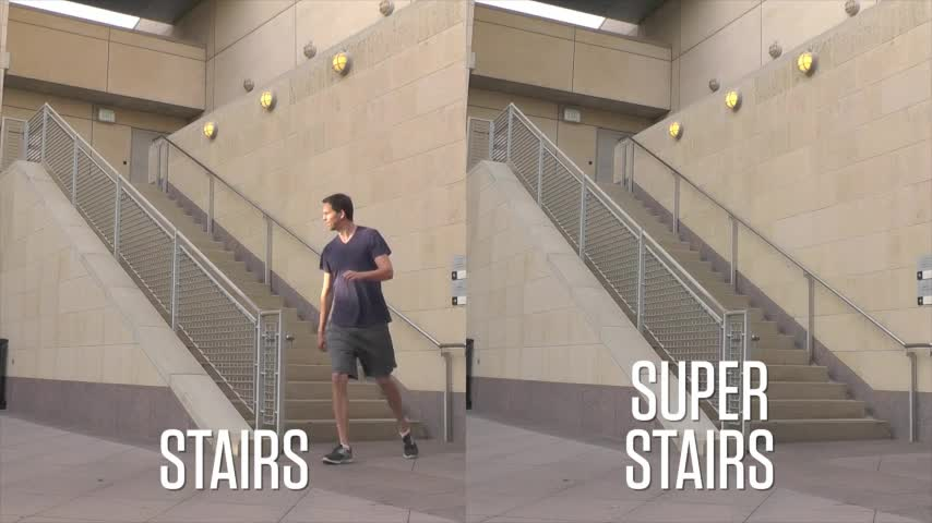 Super Stairs