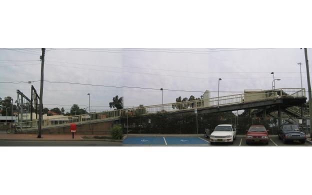 Railway Ramp