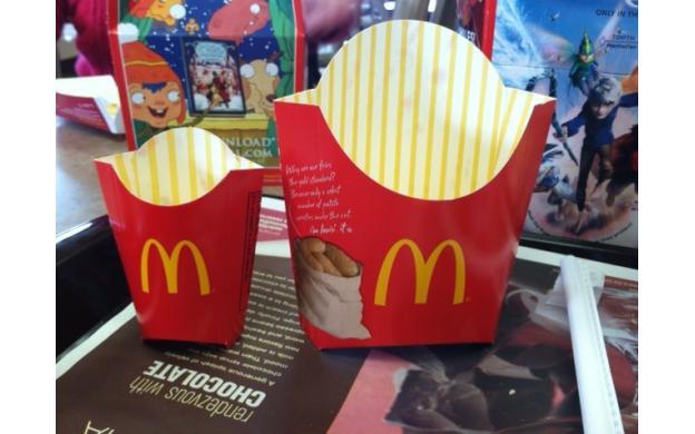 Kids Meal Fries