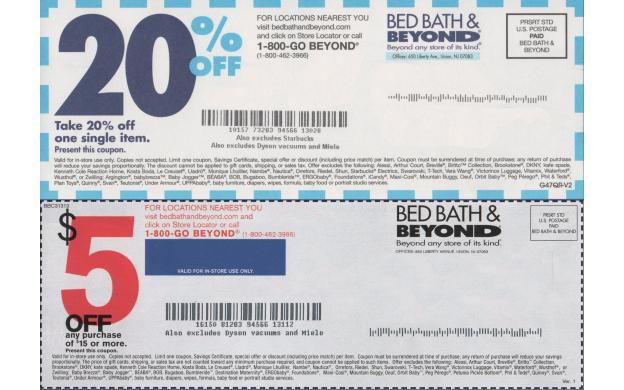 Bed Bath Beyond Coupon 101qs