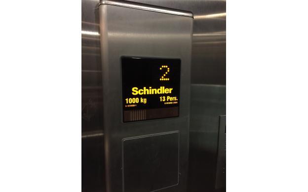 Schindler's Lift