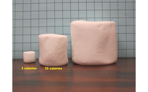 Big marshmallow