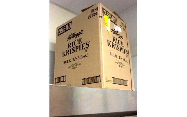 Big Box o' Krispies