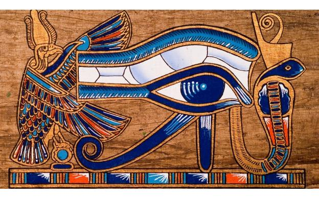 eye of horus eye of ra