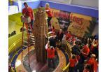 Lincoln Log World Record