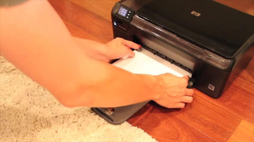 Print Job