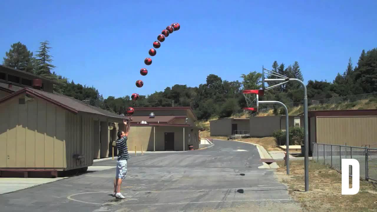 Will It Hit The Hoop?