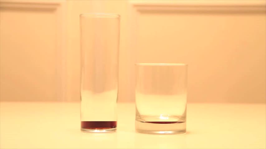 You Pour, I Choose