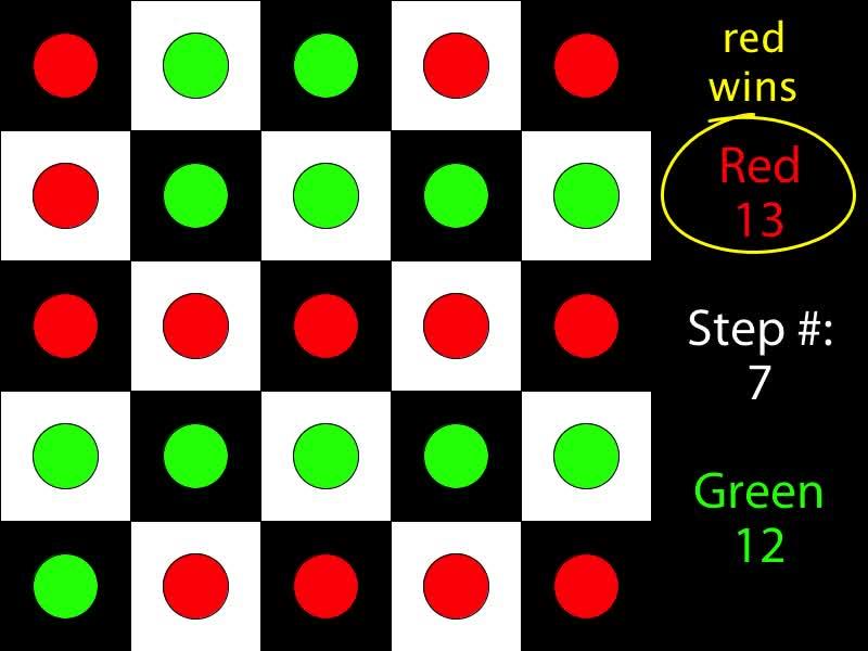 Checkerboard #2