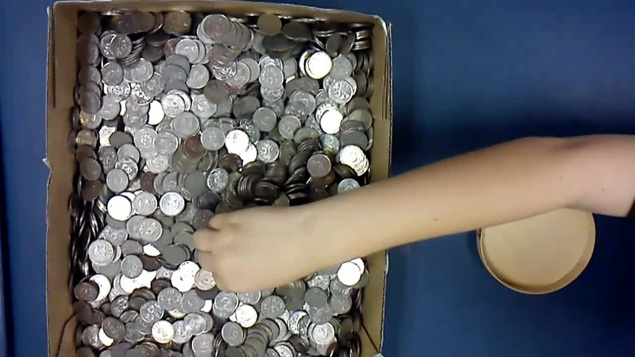 Coins in a Circle
