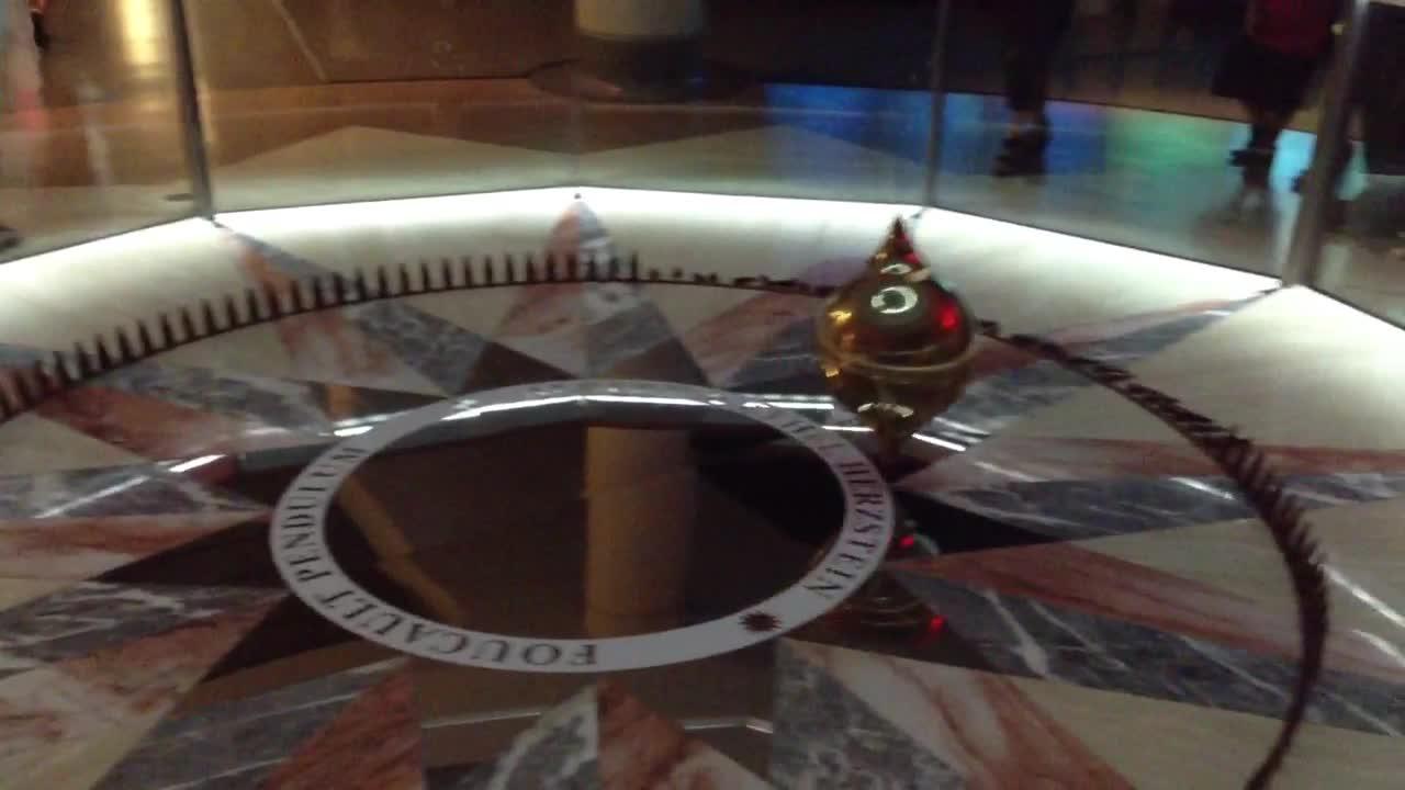 The Pendulum!