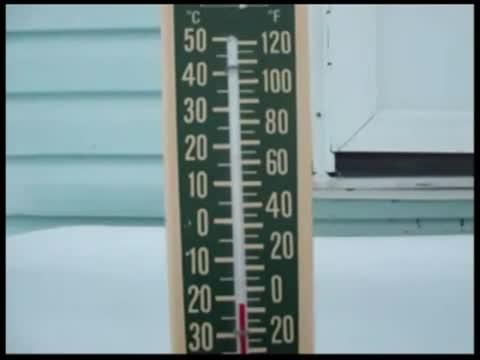 Time Lapse Temperature Drop