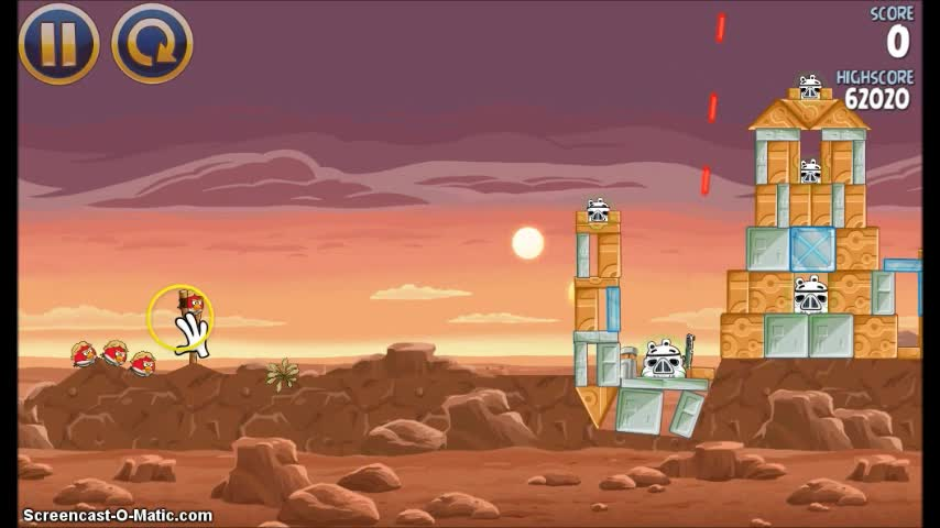 Revenge of the Angry Birds