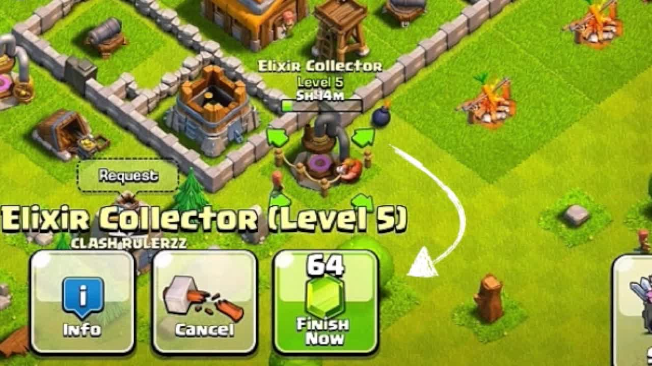 Clash of Clans Modelling!!!