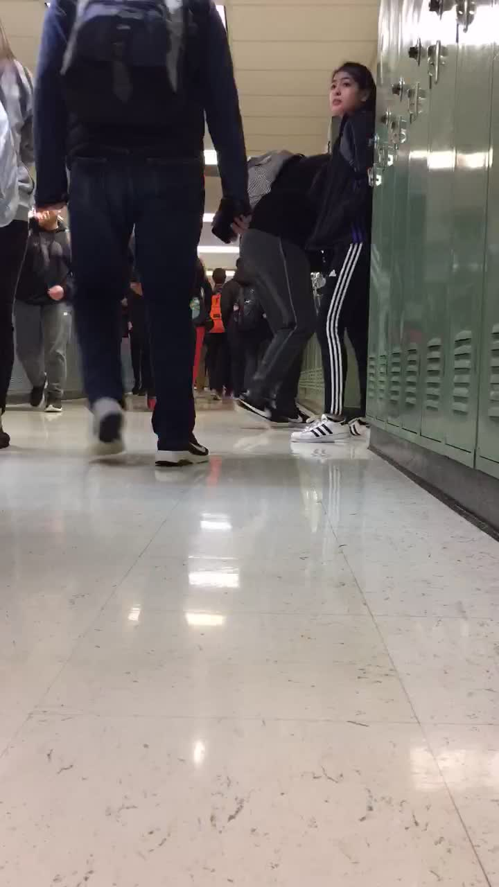 Curtis High School F - Hallway Madness