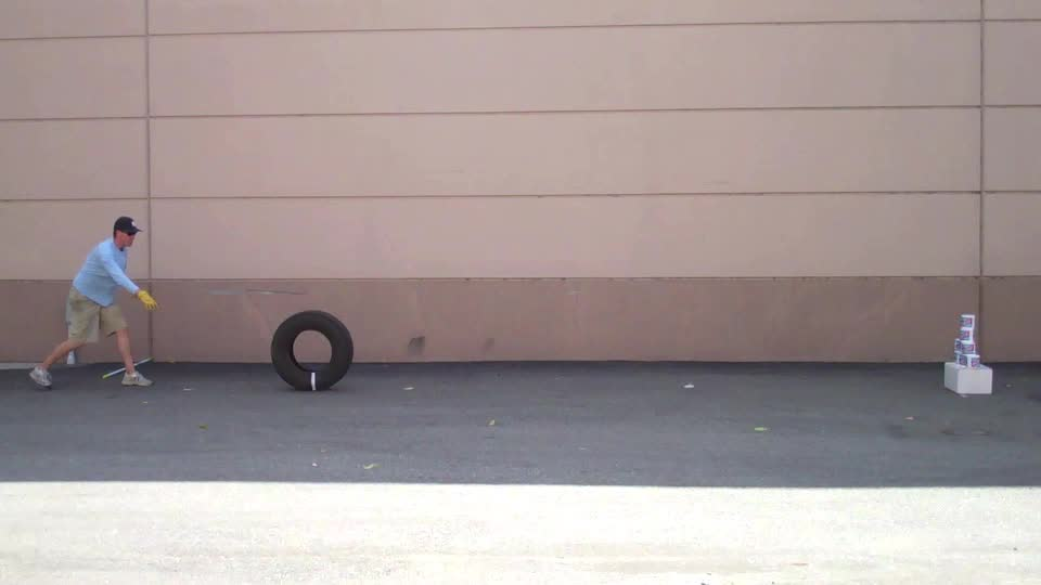 Rolling Tires