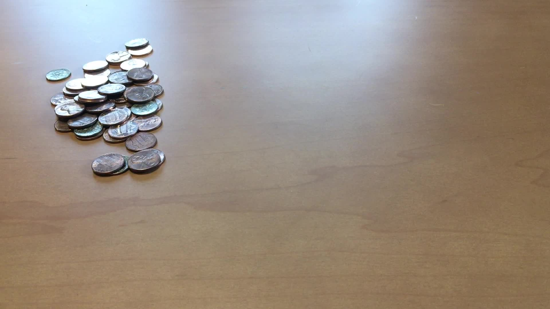 Coffee Can Coins