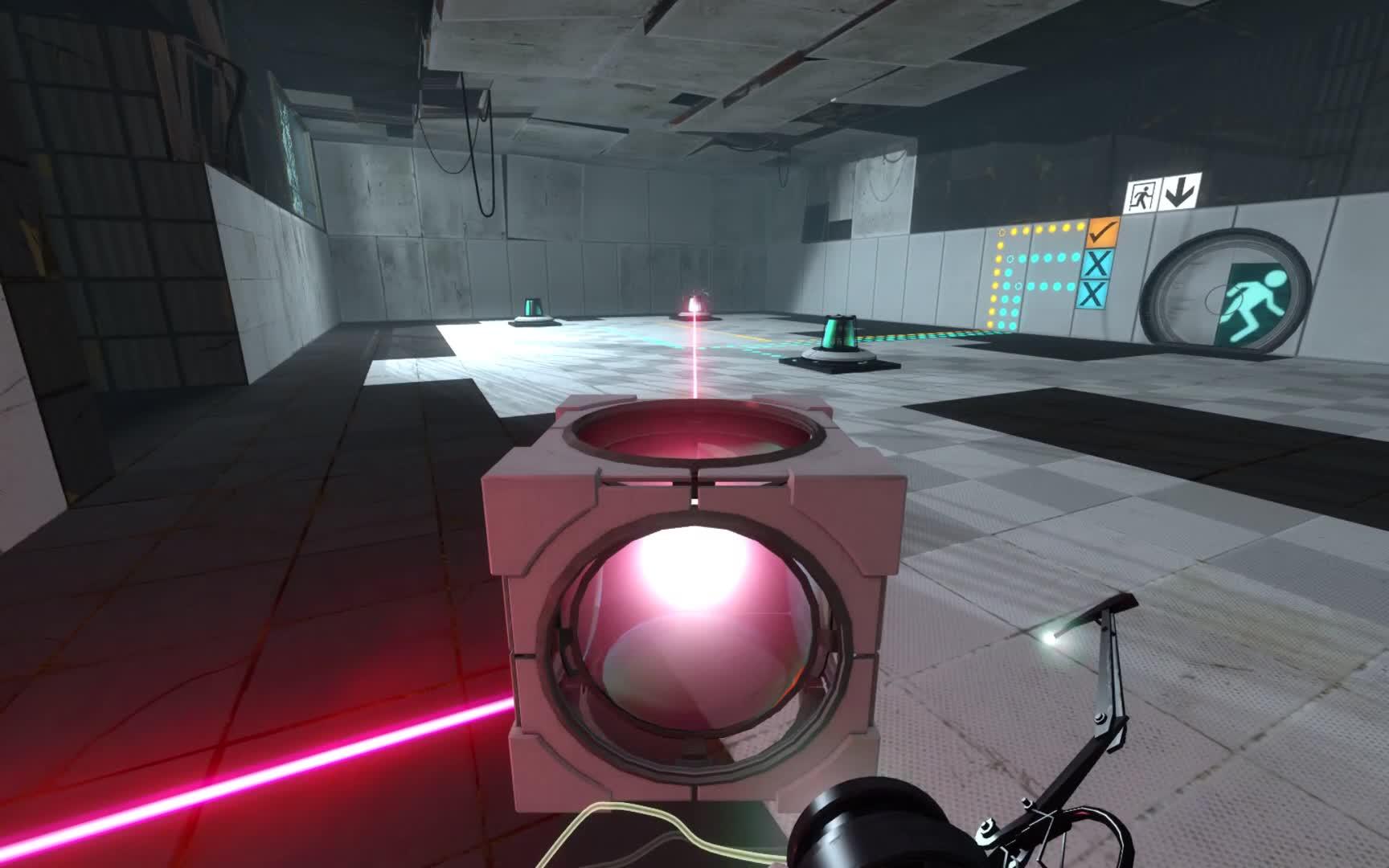 Portal Laser
