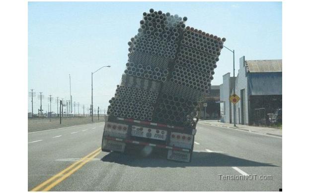 Tumbling Truck?