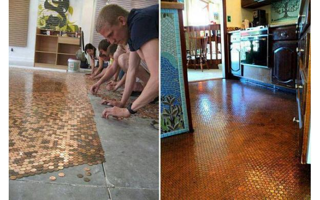Penny Tiling
