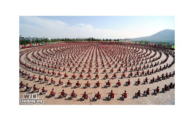 Martial Arts Circle