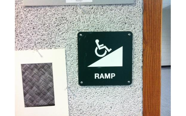 Handicap Inaccessible