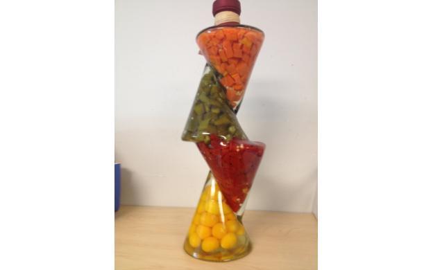 Glass Cones