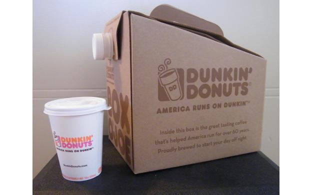 Dunkin' Donuts Box O' Joe