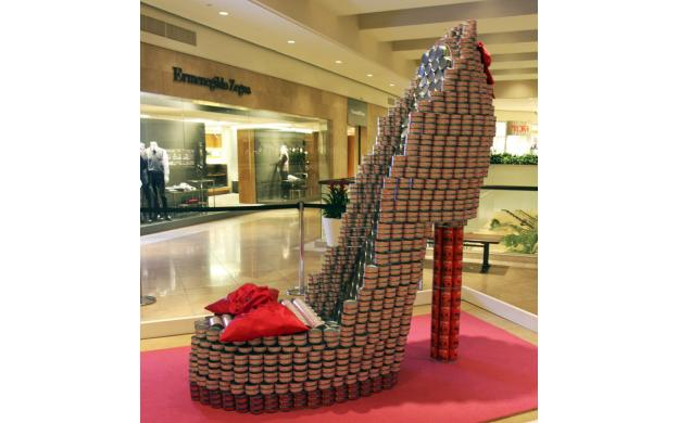 Canned shoe