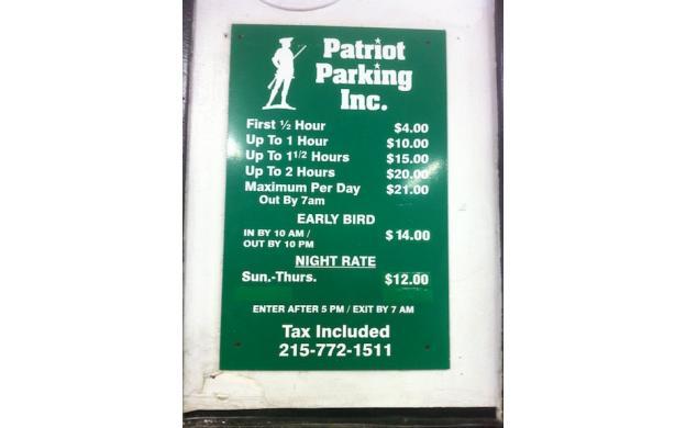 Patriot Parking