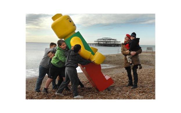 Giant Lego