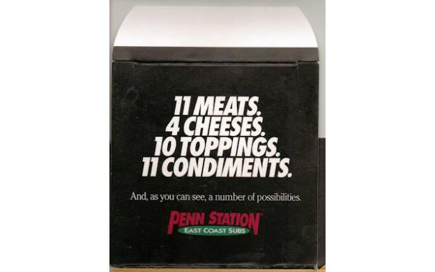 Penn Station Ad