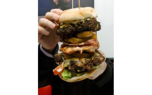 The Titanic Burger