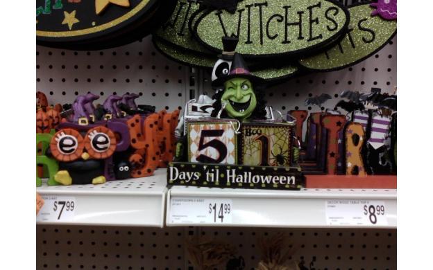 51 Days til Halloween