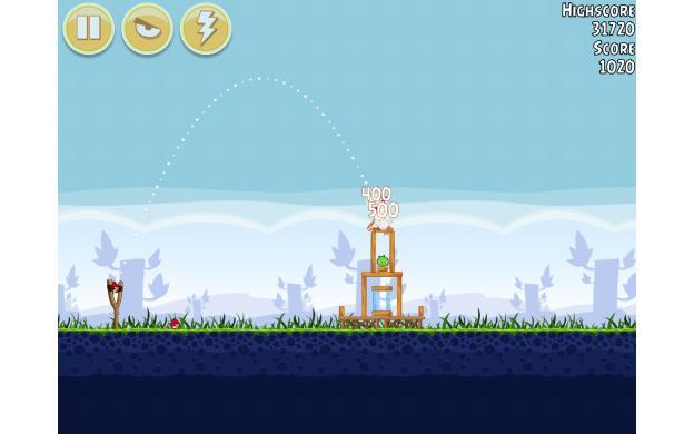 Angry Birdsy