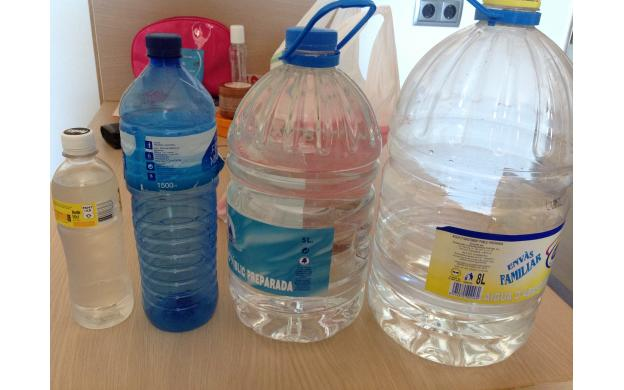 Reliable measurings of water