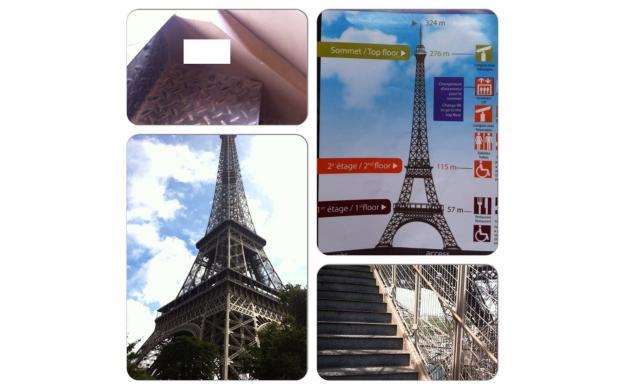 Eiffel Tower Trek