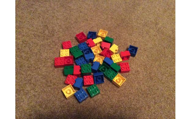 Stacking Cubes - K