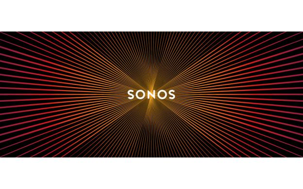 Sonos new design logo