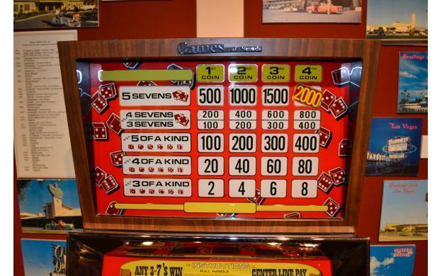 Las Vegas Dice Game