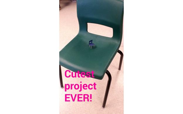 The cutest project ever