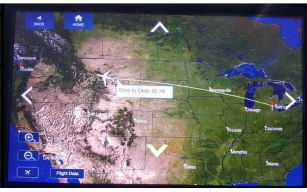 Columbus to Seattle