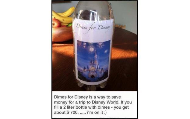 Dimes for Disney