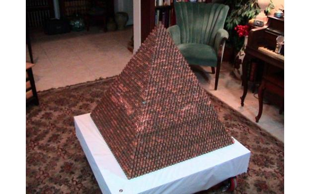Penny Pyramid