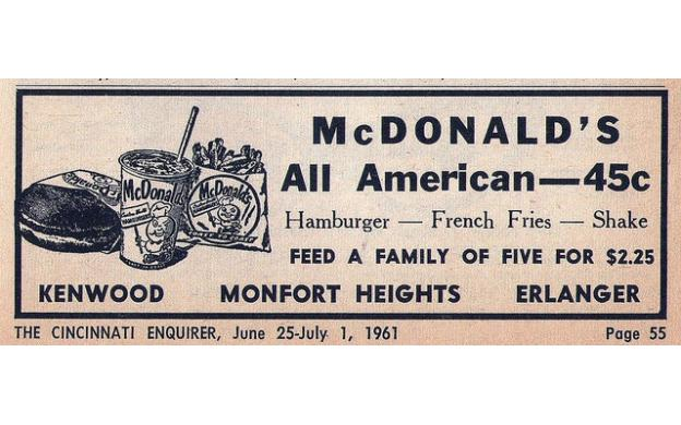 1961 Meal