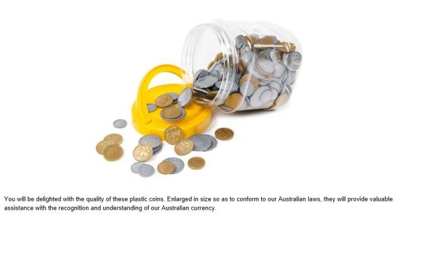 The Money Jar (Australian Currency)