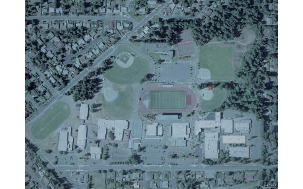 Curtis High School J- Bird View