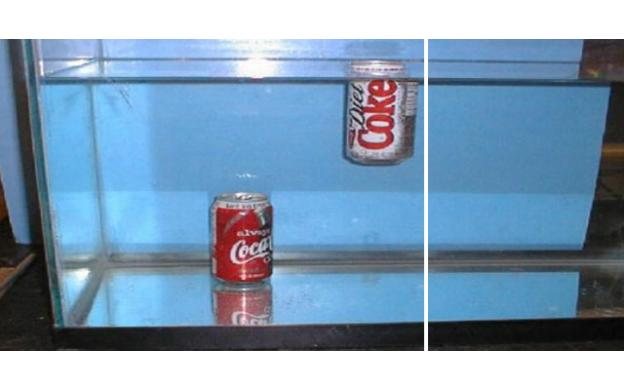 Coke vs. Diet Coke