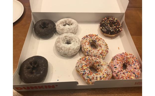 Donuts:  3 Act Task