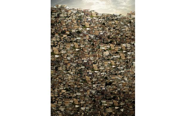 Favela - Brazilian shanty town